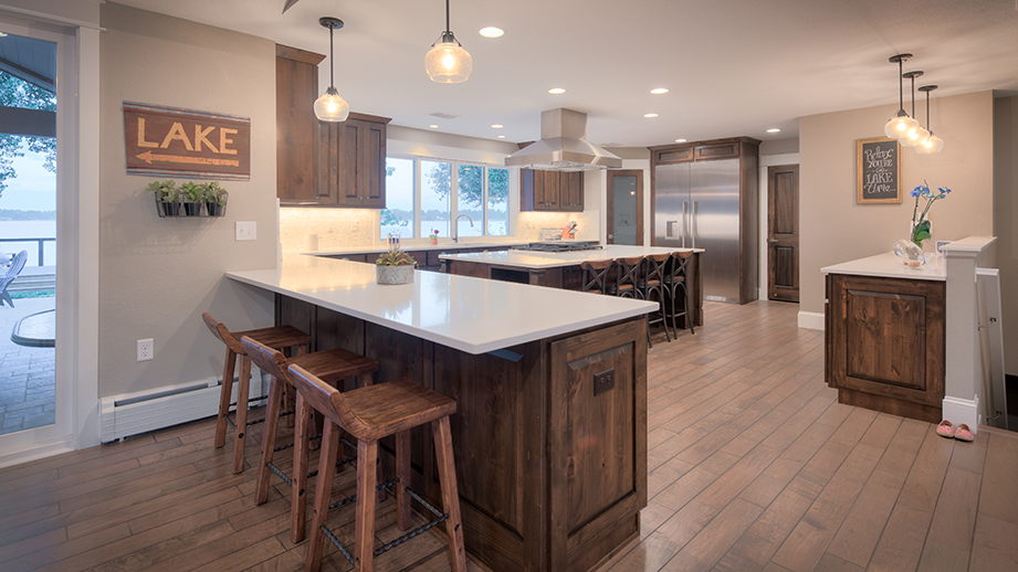 Parade of Homes Kitchen Remodel HighCraft Builders