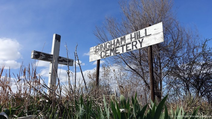 Bingham Cemetery Fort Collins Haunted Places