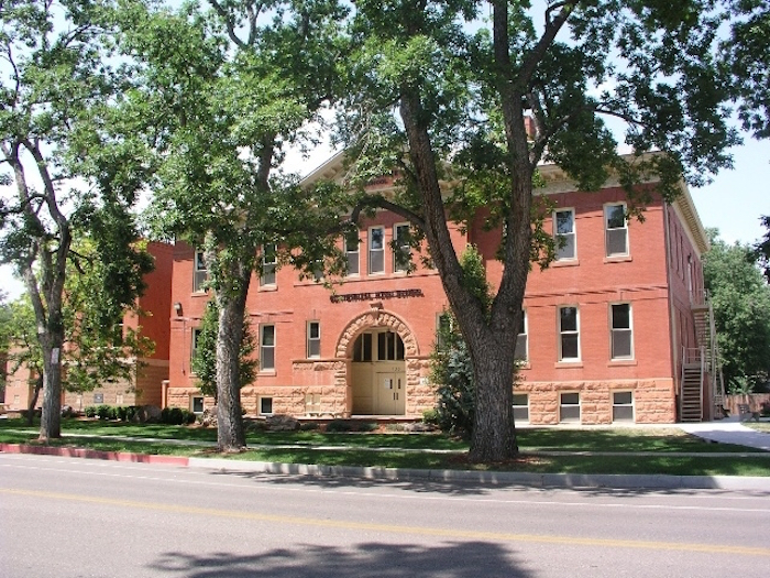 Centennial High School Fort Collins Haunted Places