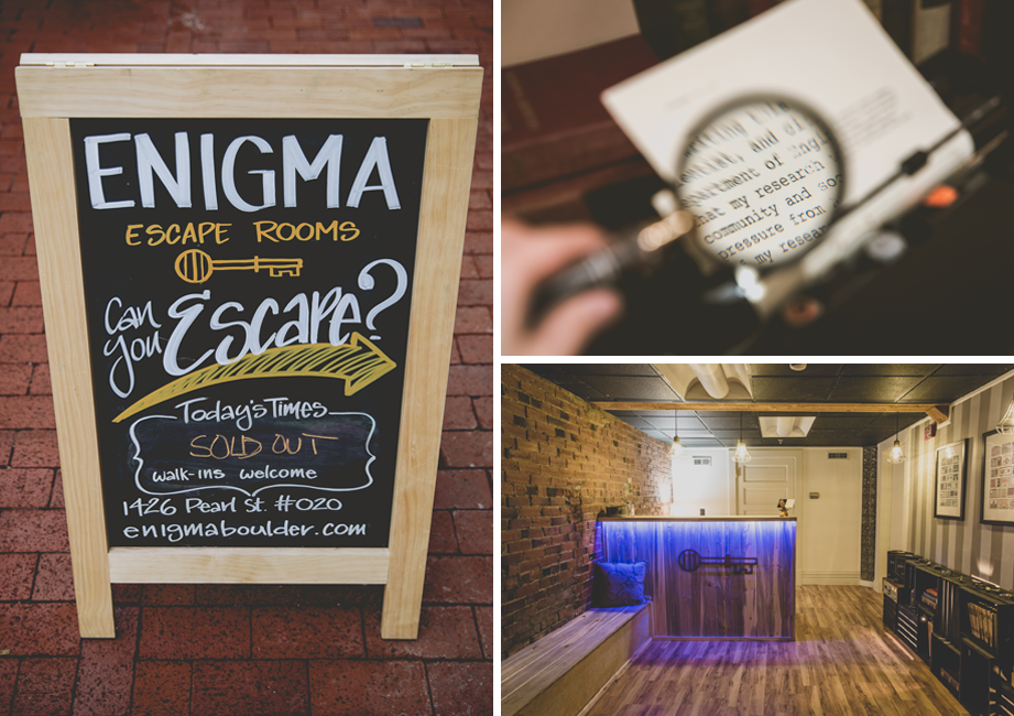 Enigma Escape Rooms Fort Collins