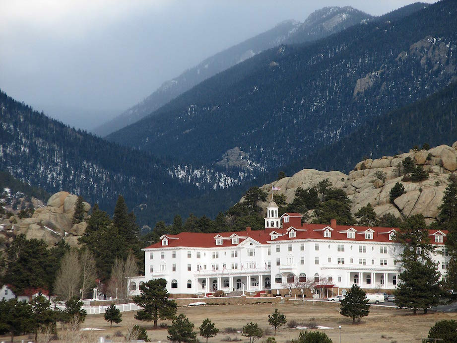 Stanley Hotel Fort Collins Haunted Places