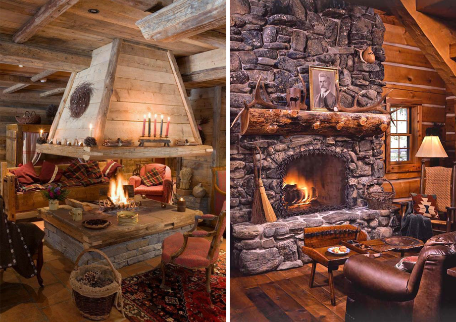 Get Inspired by Cozy Cabins Near and Far