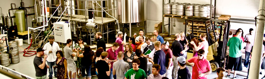 free brewery tours