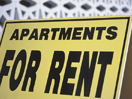 Rent an Apartment using our Services